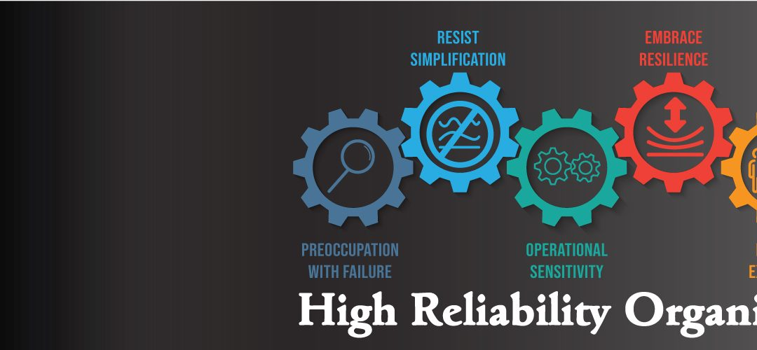 The Five Habits of High Reliability Organizations